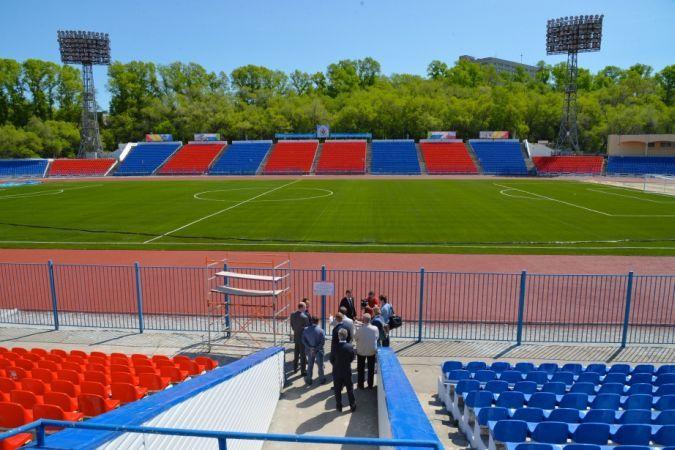 Хабаровский стадион имени