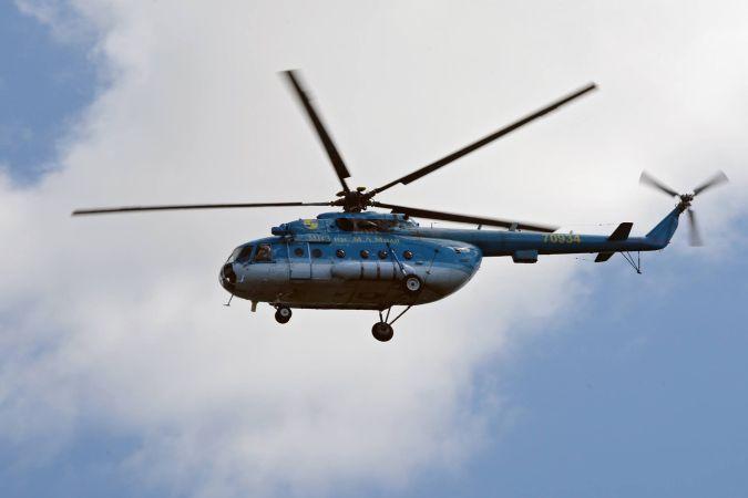 Эксперт о катастрофе Ми-8 в